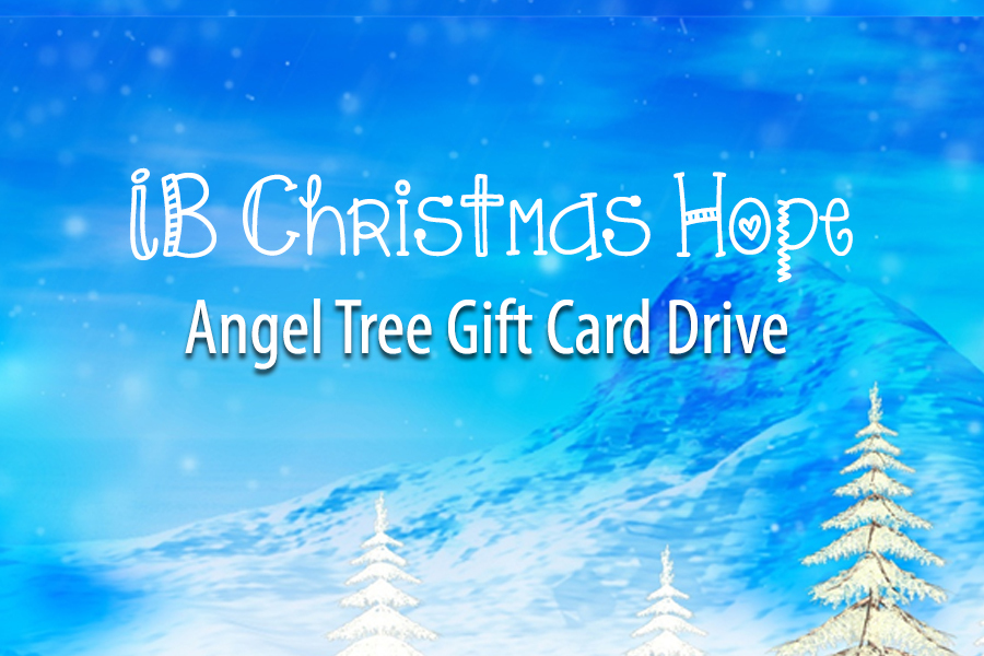 Angel Tree Gift Card Drive 2020