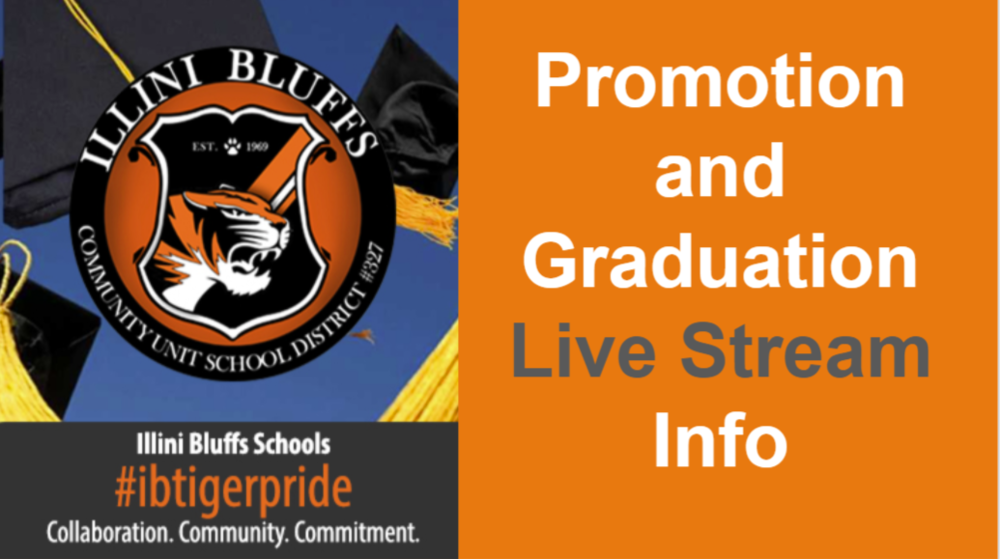 Promotion and Graduation Live Stream Information