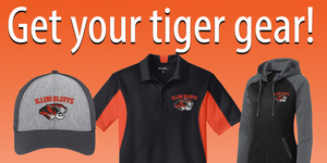 Get Your Tiger Gear!