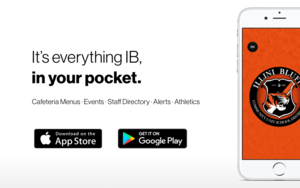 Check Out IB's Mobile App!